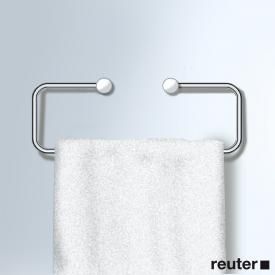 Vola T15BP towel ring brushed stainless steel