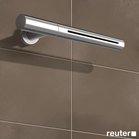 Vola 080W wall-mounted cascade spout chrome