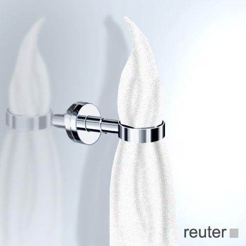 Vola T5 towel ring chrome