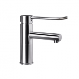 Wagner-Ewar A-Linie washbasin fitting WA 100-1 without waste set, high gloss polished stainless steel