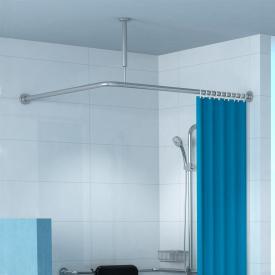 Wagner-Ewar corner shower curtain rail 150 x 150 cm