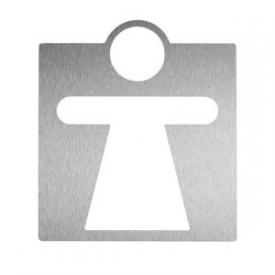 "Wagner-Ewar pictogram ""Lady"" self-adhesive"