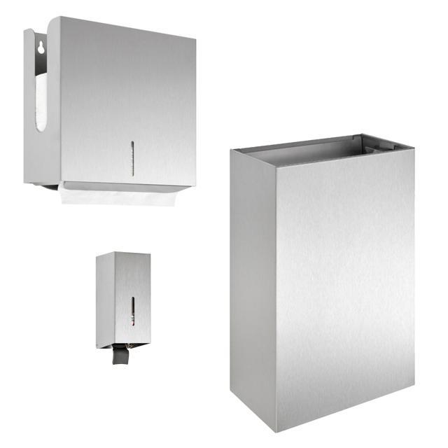 Wagner-Ewar H-Line washroom set