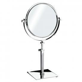 WINDISCH Universal freestanding beauty mirror chrome