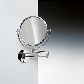 WINDISCH Universal wall-mounted beauty mirror chrome