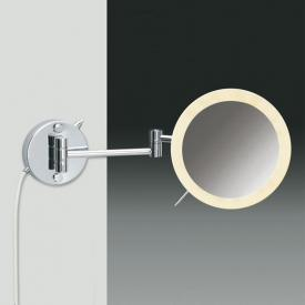 WINDISCH Universal wall-mounted beauty mirror, with LED lighting