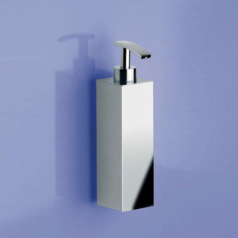 WINDISCH Box Metal Lineal wall-mounted soap dispenser chrome