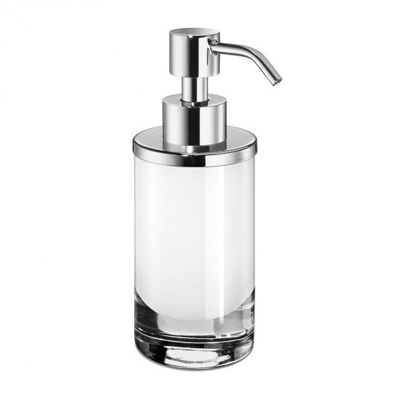 WINDISCH Fashion soap dispenser chrome/white