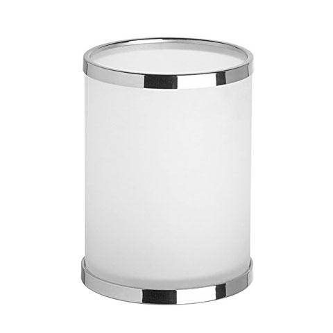 WINDISCH Addition bathroom bin chrome/frozen