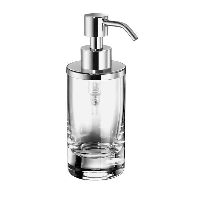 WINDISCH Addition mini soap dispenser chrome/clear