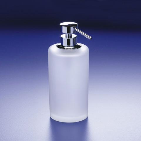 WINDISCH Addition soap dispenser chrome/frozen
