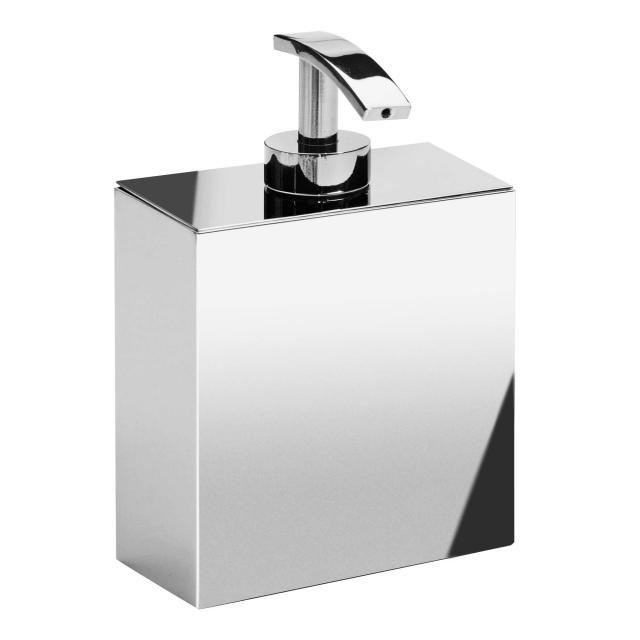 WINDISCH Box Metal Lineal soap dispenser chrome