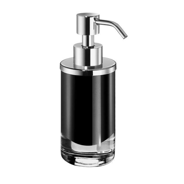 WINDISCH Fashion soap dispenser chrome/black