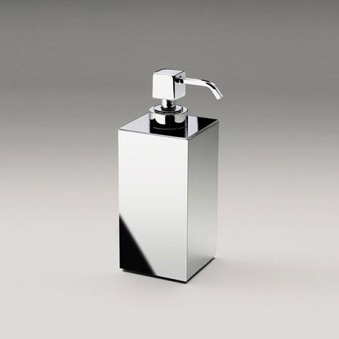WINDISCH Moon Light Square soap dispenser chrome