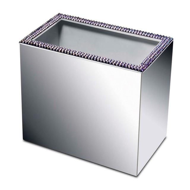 WINDISCH Shine Light Square tumbler chrome/clear