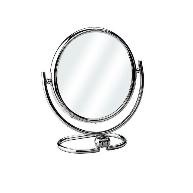 WINDISCH Universal freestanding beauty mirror chrome