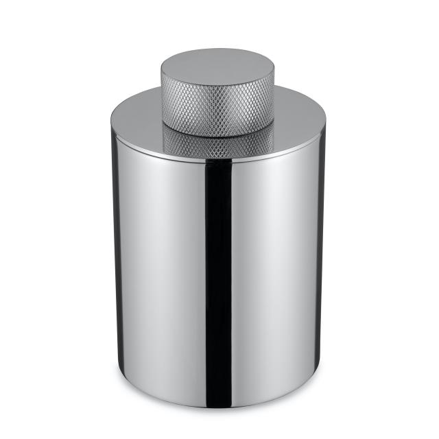 WINDISCH Urban utensil container with lid chrome