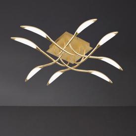 Wofi Hampton LED ceiling light 8 heads