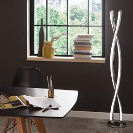 Wofi Idana LED floor lamp with dimmer