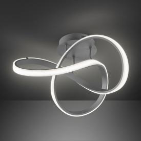 Wofi Indigo LED ceiling light, round