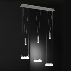 Wofi Jette LED pendant light 6 heads