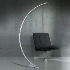 Wofi Luz LED arch lamp with dimmer