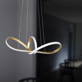 Wofi Missoni LED pendant light with dimmer