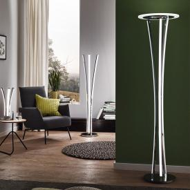 Wofi Seattle LED floor lamp with dimmer