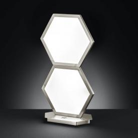 Wofi Signe/Serie 323 LED table lamp with dimmer