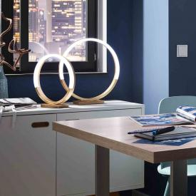 Wofi Soul LED table lamp with dimmer