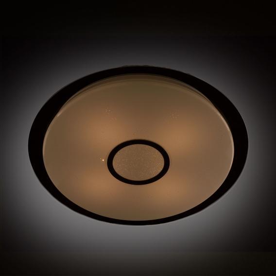 Wofi Kiana LED ceiling light with dimmer