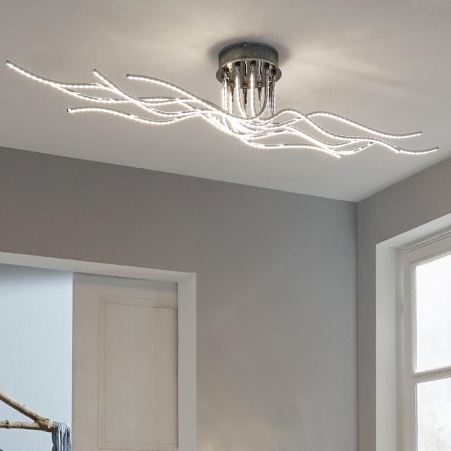 wofi Ammari LED ceiling light