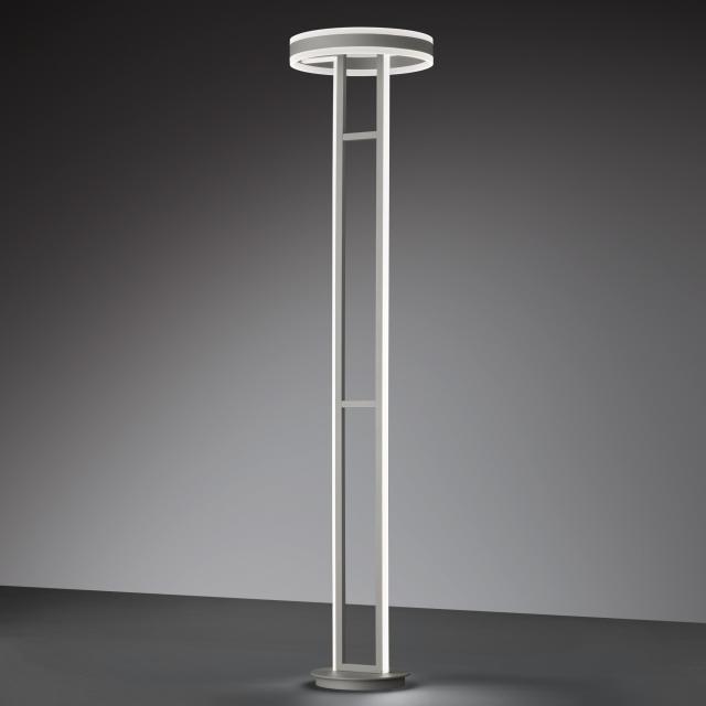 wofi Kemi USB LED floor lamp with dimmer