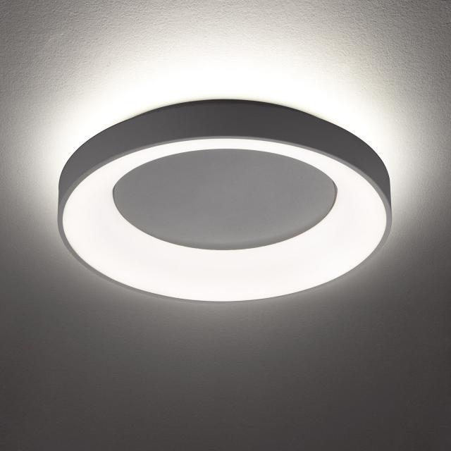 wofi Shay LED ceiling light with backlight