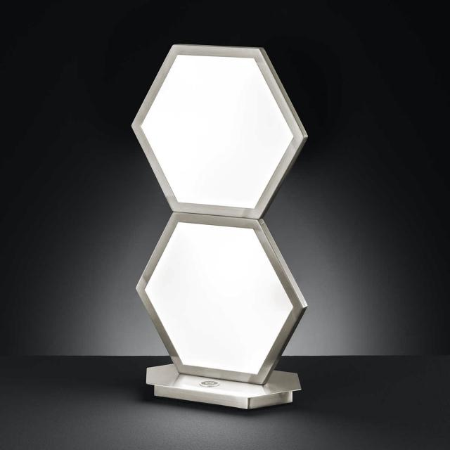 wofi Signe LED table lamp with dimmer