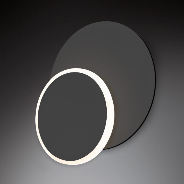wofi Sutter/Series 785 LED wall light, round