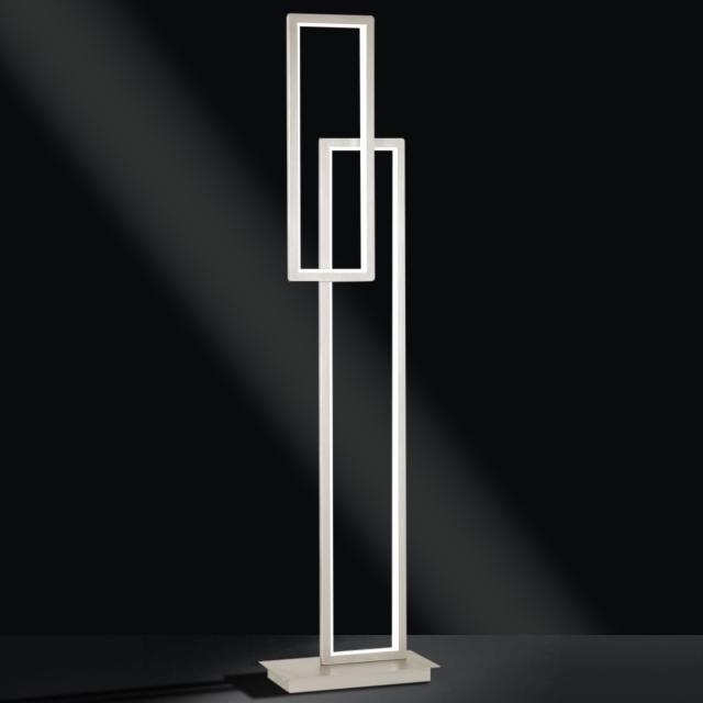 wofi Viso LED floor lamp with dimmer