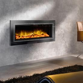 Wodtke feel the flame No. 1 prime Swarovski® electric fireplace