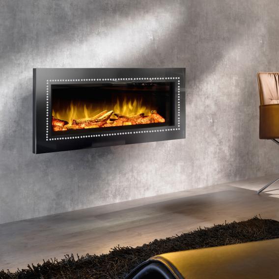 Wodtke feel the flame No. 1 prime Swarovski® electric fireplace