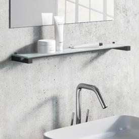 Zack CARVO bathroom shelf black