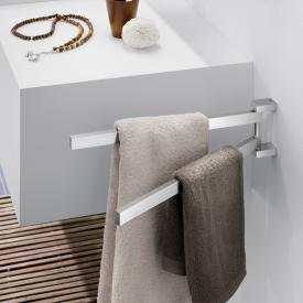 Zack LINEA double towel bar