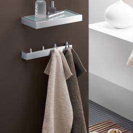 Zack LINEA towel hook strip