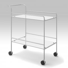 Zack MECOR serving trolley