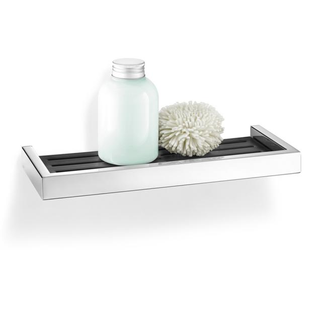 Zack LINEA bath rack polished stainless steel/black