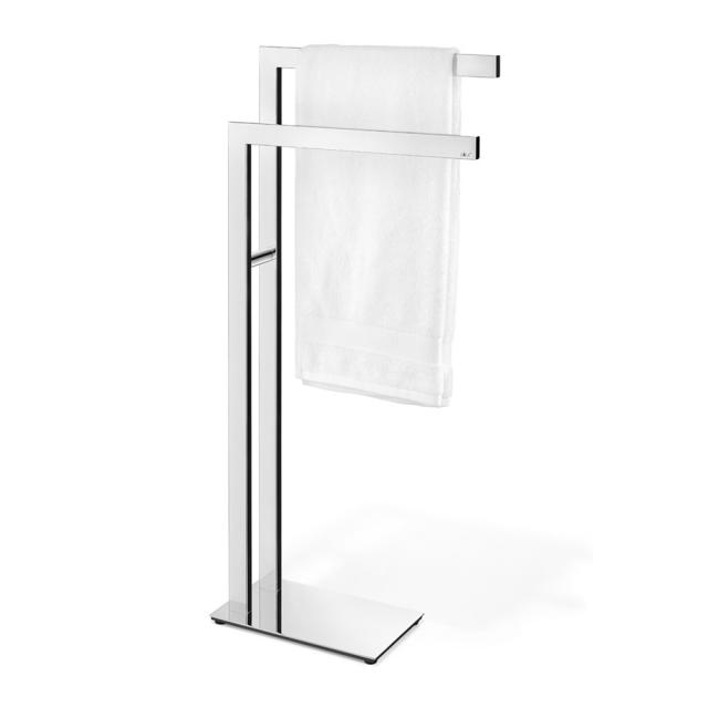 Zack LINEA towel stand polished stainless steel
