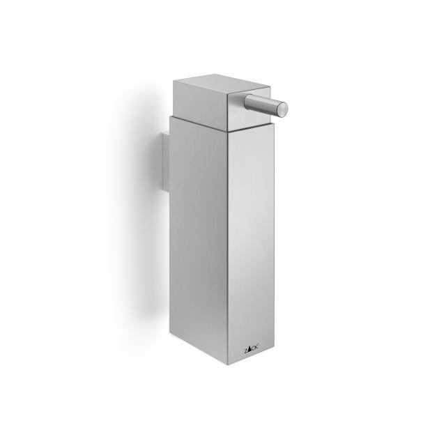 Zack LINEA wall-mounted soap dispenser brushed stainless steel