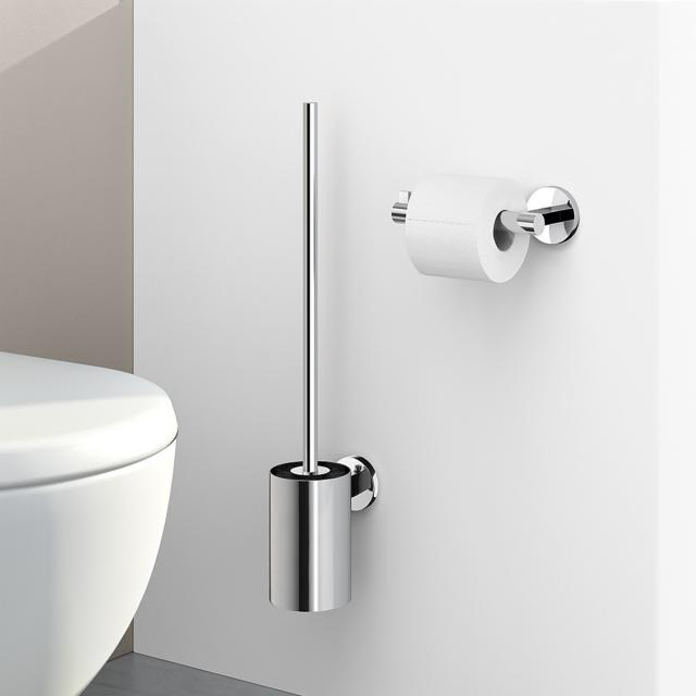 Zack SCALA wall-mounted toilet roll holder