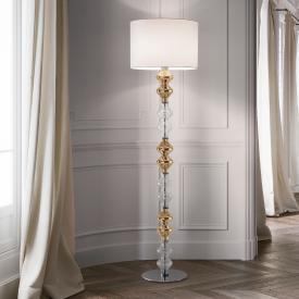 zafferano Onda floor lamp