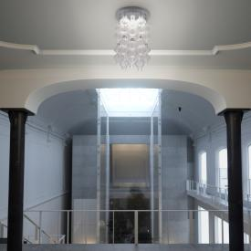 zafferano Onda LED ceiling light