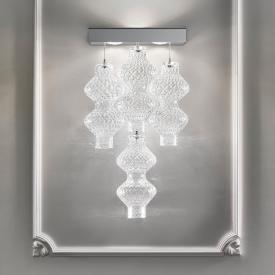 zafferano Onda LED wall light
